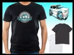 KOOLART BACK IN THE DAY Slogan Design for Retro Renault 5 GT Turbo mens or ladyfit t-shirt